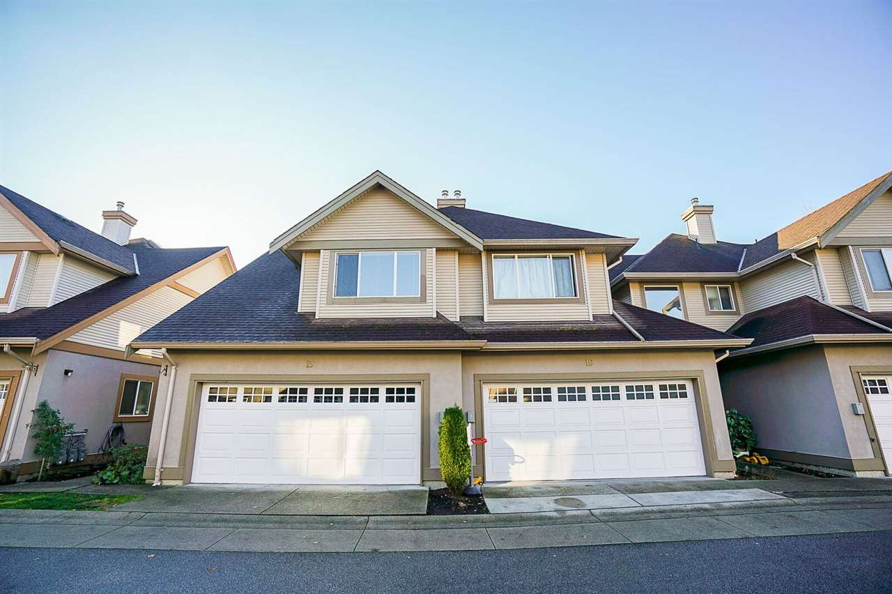 For Sale: 19 - 11888 Mellis Drive, Richmond, BC | 4 Bed, 3 Bath Townhouse for $818,000. See 20 photos!