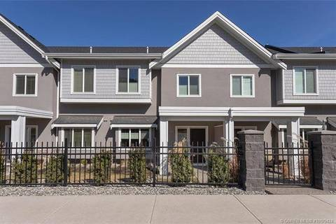 Townhouse for sale at 1450 Union Rd Unit 19 Kelowna British Columbia - MLS: 10179424