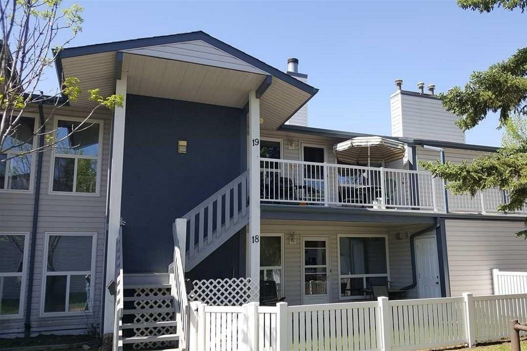 Townhouse for sale at 14620 26 St NW Unit 19 Edmonton Alberta - MLS: E4222303