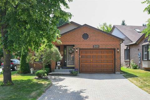 Townhouse for sale at 149 Green Briar Rd New Tecumseth Ontario - MLS: N4496895