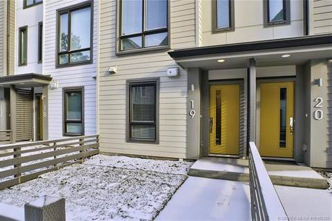 Townhouse for sale at 170 Celano Cres Northeast Unit 19 Kelowna British Columbia - MLS: 10180305