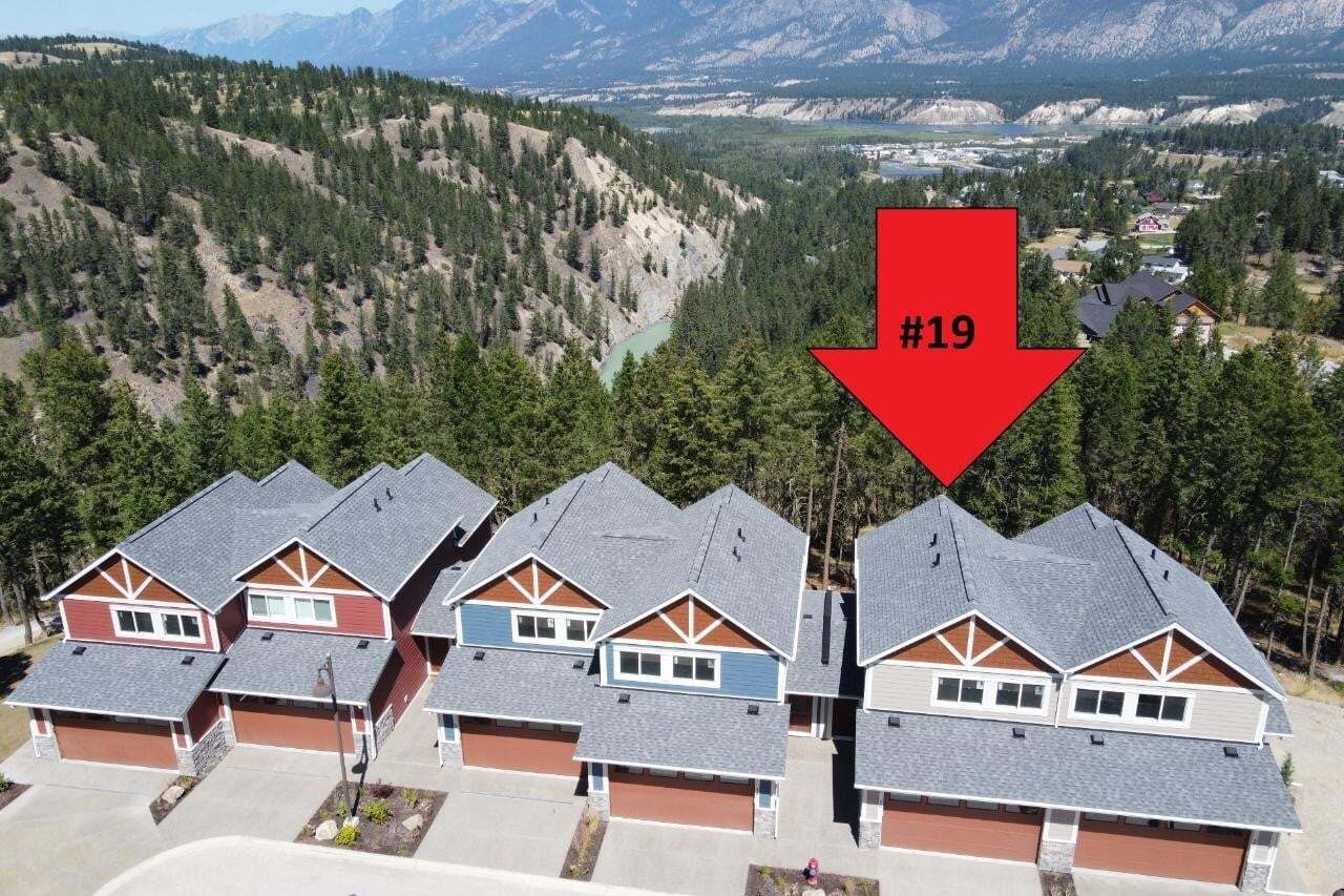 Townhouse for sale at 1904 Pine Ridge Mountain Link  Unit 19 Invermere British Columbia - MLS: 2453712