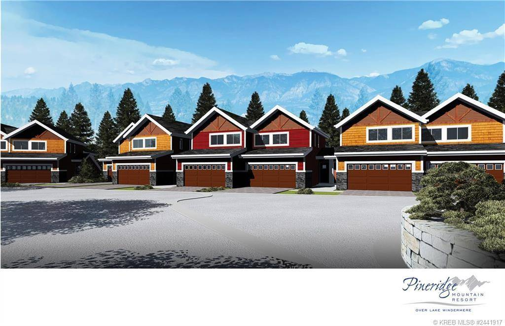 Townhouse for sale at 1904 Pinridge Mountain Link  Unit 19 Invermere British Columbia - MLS: 2441917
