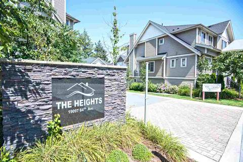 Townhouse for sale at 19097 64 Ave Unit 19 Surrey British Columbia - MLS: R2391266
