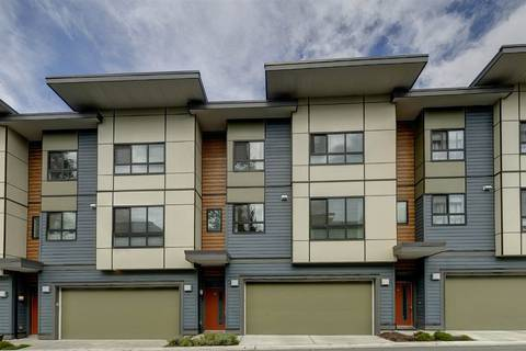 Townhouse for sale at 1968 Parallel Rd N Unit 19 Abbotsford British Columbia - MLS: R2360968