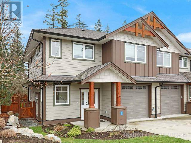 Townhouse for sale at 2030 Wallace Ave Unit 19 Comox British Columbia - MLS: 464893