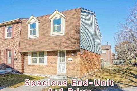 Condo for sale at 2051 Bridletowne Circ Unit 19 Toronto Ontario - MLS: E4722207