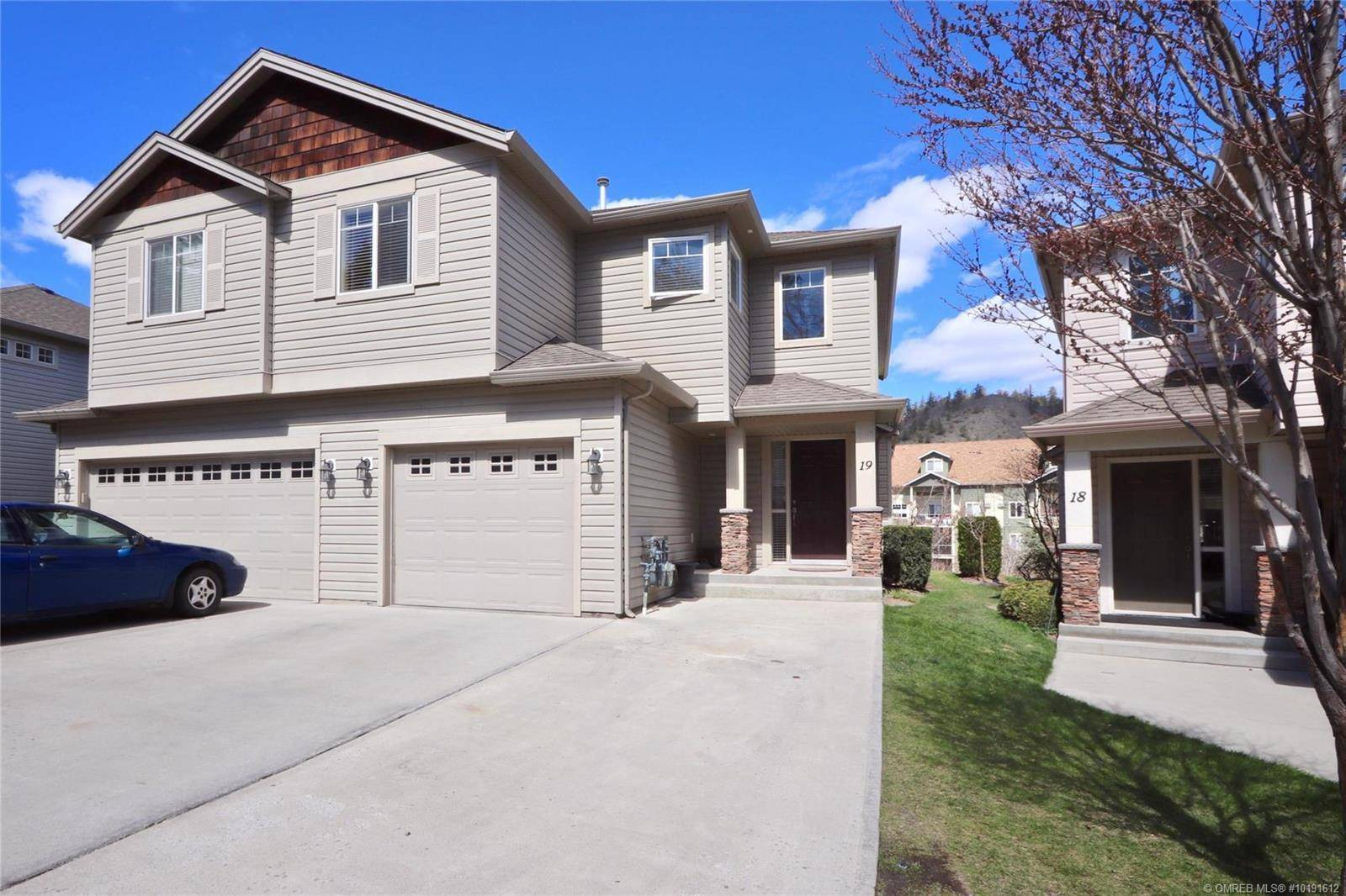 Townhouse for sale at 2175 Shannon Ridge Dr Unit 19 West Kelowna British Columbia - MLS: 10191612