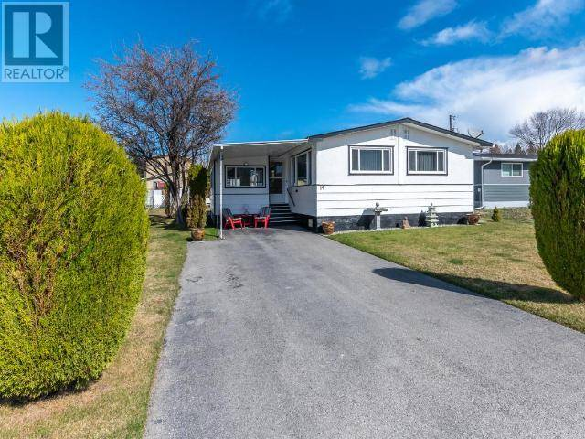 Home for sale at 2773 Main St South Unit 19 Penticton British Columbia - MLS: 183126