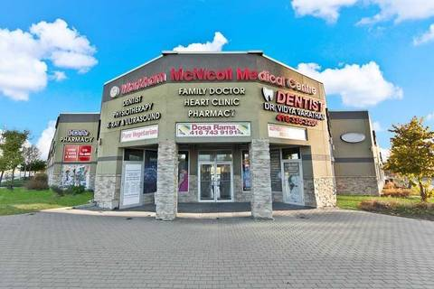 Commercial property for lease at 2901 Markham Rd Apartment 19 Toronto Ontario - MLS: E4618325