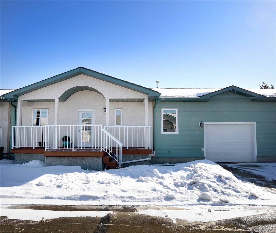 Townhouse for sale at 3 Spruce Ridge Dr Unit 19 Spruce Grove Alberta - MLS: E4189647
