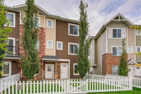 Townhouse for sale at 300 Marina Dr Unit 19 Chestermere Alberta - MLS: C4287089