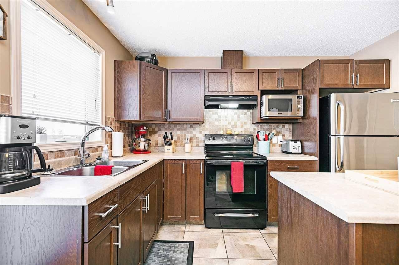 Townhouse for sale at 320 Spruce Ridge Rd Unit 19 Spruce Grove Alberta - MLS: E4186875