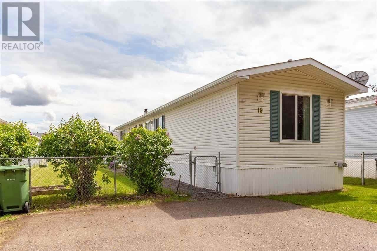 Home for sale at 3278 3rd Ave Unit 19 Smithers British Columbia - MLS: R2457057