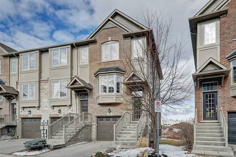 Townhouse for sale at 342 Mill St Unit 19 Kitchener Ontario - MLS: X4387742