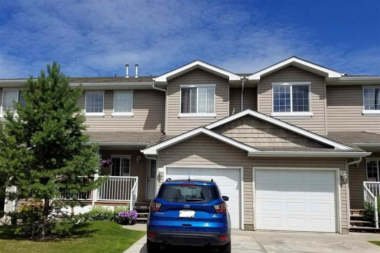 Townhouse for sale at 380 Silver Berry Rd NW Unit 19 Edmonton Alberta - MLS: E4212040