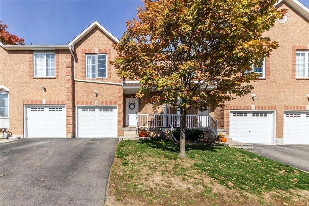 Townhouse for sale at 4 Victoria St Unit 19 Waterdown Ontario - MLS: H4090725
