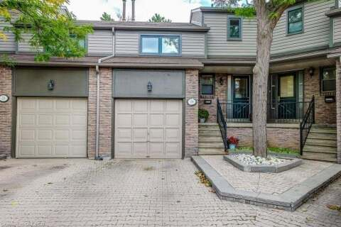 Townhouse for sale at 4111 Arbour Green Dr Unit 19 Mississauga Ontario - MLS: 40025058