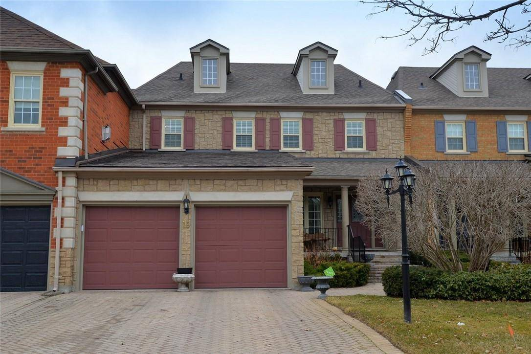 Townhouse for sale at 4211 Millcroft Park Dr Unit 19 Burlington Ontario - MLS: H4074514