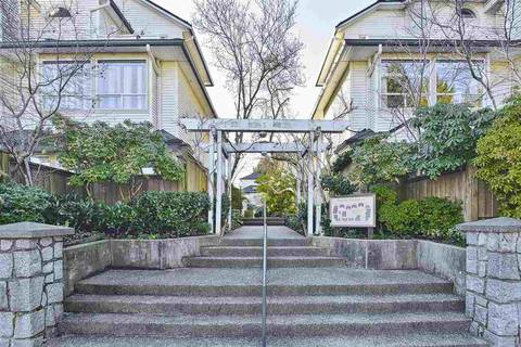 Townhouse for sale at 4325 Sophia Street St Unit 19 Vancouver British Columbia - MLS: R2442889