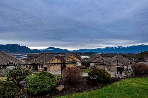 Townhouse for sale at 43777 Chilliwack Mountain Rd Unit 19 Chilliwack British Columbia - MLS: R2452869