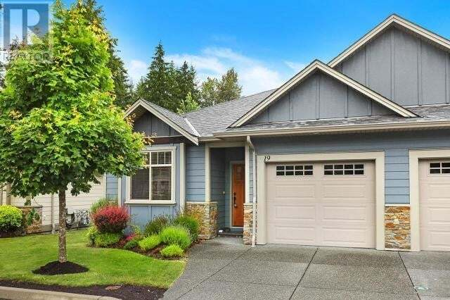 Townhouse for sale at 48 Mcphedran S Rd Unit 19 Campbell River British Columbia - MLS: 469992