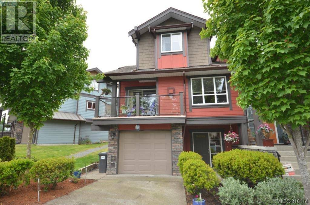 Townhouse for sale at 486 Royal Bay Dr Unit 19 Victoria British Columbia - MLS: 420120