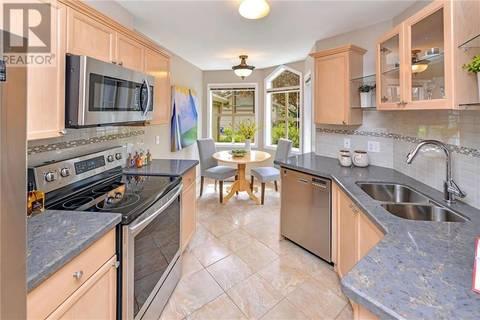Townhouse for sale at 500 Marsett Pl Unit 19 Victoria British Columbia - MLS: 412300