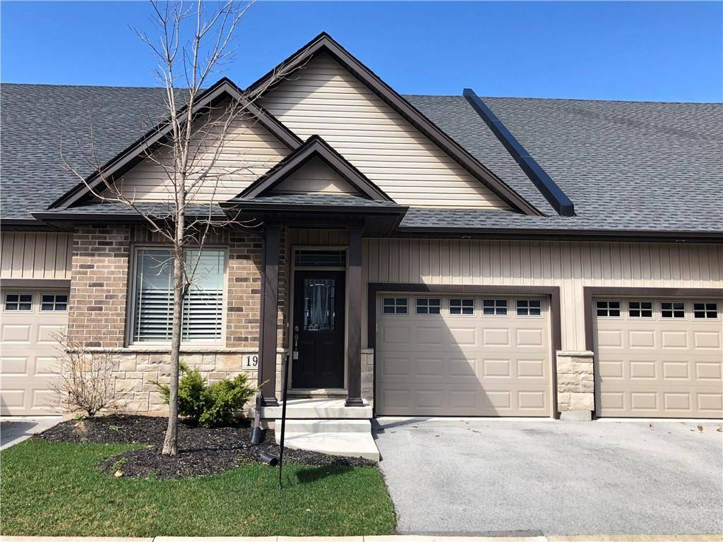 Townhouse for sale at 5490 Prince Edward Ave Unit 19 Niagara Falls Ontario - MLS: 30786698