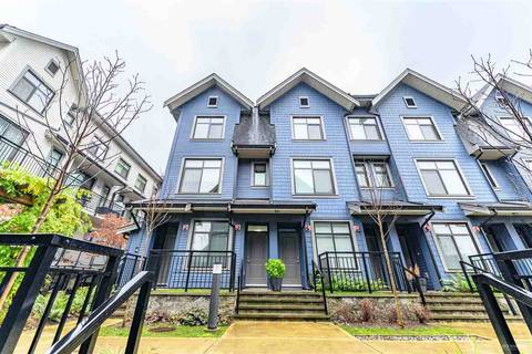 Townhouse for sale at 5821 Wales St Unit 19 Vancouver British Columbia - MLS: R2418633