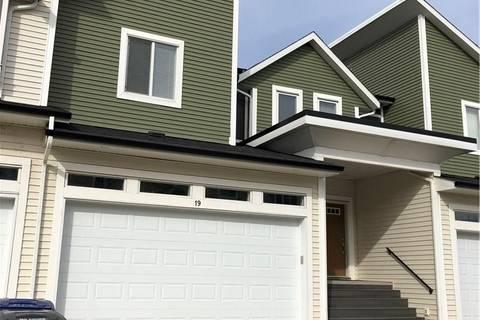 Townhouse for sale at 600 Maple Cres Unit 19 Warman Saskatchewan - MLS: SK756972