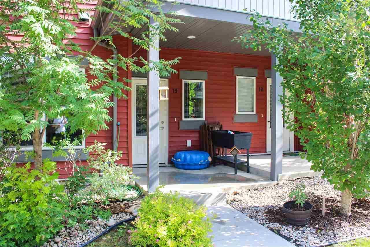 Townhouse for sale at 655 Watt Blvd Sw Unit 19 Edmonton Alberta - MLS: E4184017