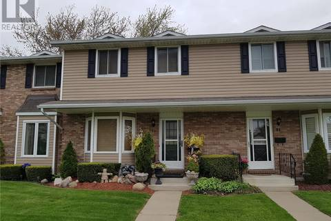 Townhouse for sale at 7 Cherry Ln Unit 19 Leamington Ontario - MLS: 19018274