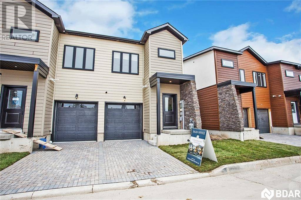Townhouse for sale at 7 Stonehart Ln Unit 19 Barrie Ontario - MLS: 30771331