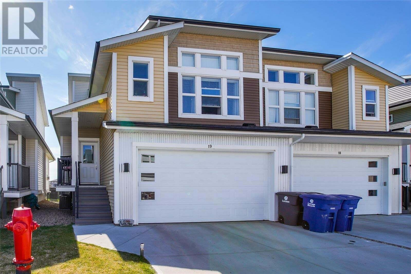 House for sale at 700 Central St W Unit 19 Warman Saskatchewan - MLS: SK809416