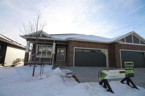 Townhouse for sale at  Armour Li SW Unit 19 Edmonton Alberta - MLS: E4211097