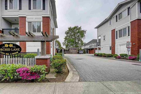 Townhouse for sale at 7231 No. 2 Rd Unit 19 Richmond British Columbia - MLS: R2369058