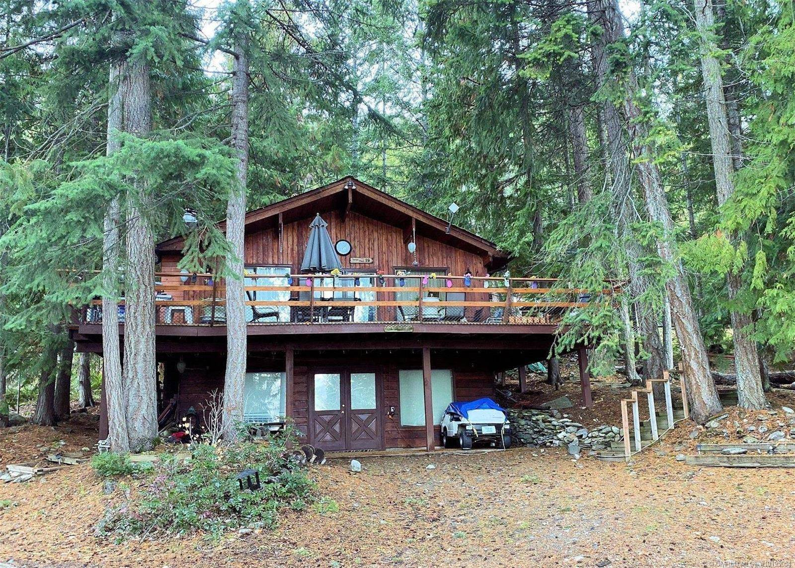 House for sale at 7429 Sunnybrae Canoe Point Rd Unit 19 Tappen British Columbia - MLS: 10195054