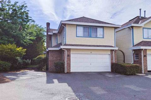 Townhouse for sale at 8551 General Currie Rd Unit 19 Richmond British Columbia - MLS: R2384424