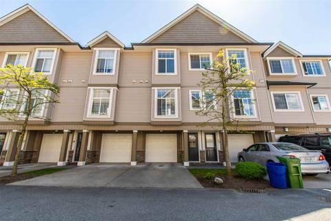 Townhouse for sale at 9140 Hazel St Unit 19 Chilliwack British Columbia - MLS: R2372247
