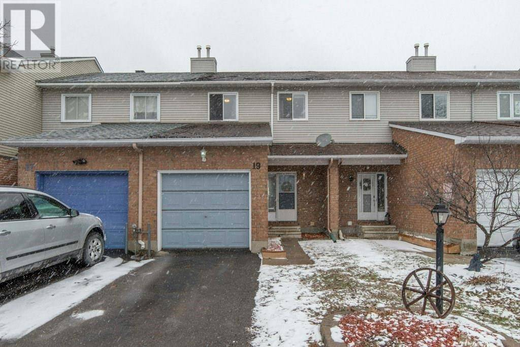 Townhouse for sale at 19 Armadale Cres Ottawa Ontario - MLS: 1187270