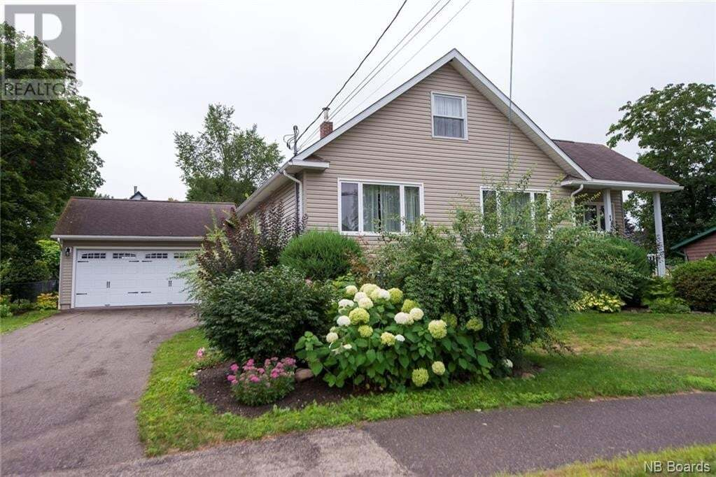 House for sale at 19 Arnold Ave Sussex New Brunswick - MLS: NB045840