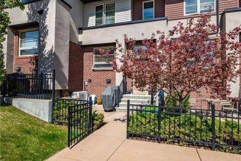 Townhouse for sale at 19 Aspen Hills Common Southwest Calgary Alberta - MLS: C4300096