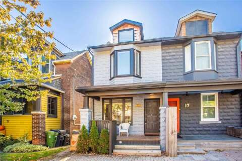 Townhouse for sale at 19 Battenberg Ave Toronto Ontario - MLS: E4960125