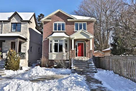 House for sale at 19 Belcourt Rd Toronto Ontario - MLS: C4673050