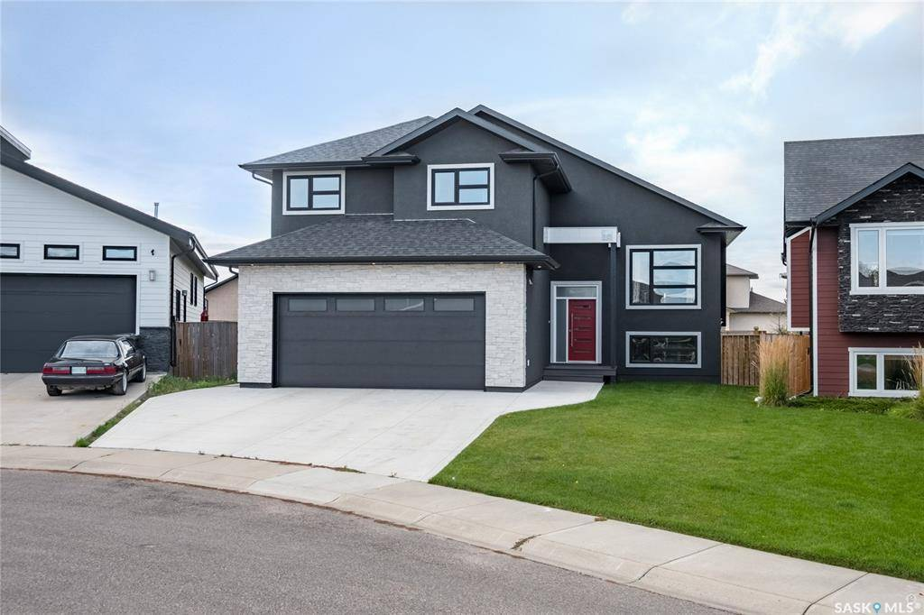 House for sale at 19 Borrowman Pl Prince Albert Saskatchewan - MLS: SK787847