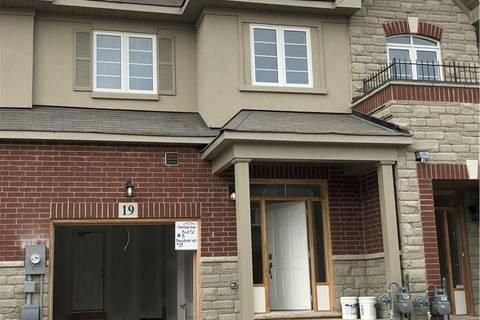 Townhouse for rent at 19 Bradbury Rd Stoney Creek Ontario - MLS: H4045564