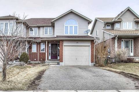 Townhouse for sale at 19 Breesegarden Ln Guelph Ontario - MLS: X4413924