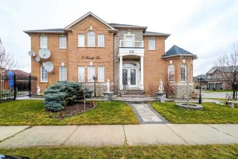 House for sale at 19 Brentcliff Dr Brampton Ontario - MLS: W4779779