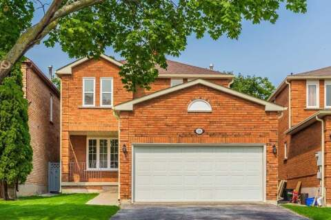 House for sale at 19 Briarcliffe Cres Vaughan Ontario - MLS: N4918177